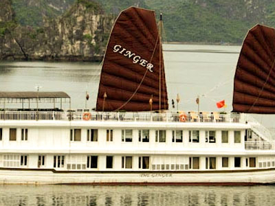 Halong Bay Cruise Ginger Overview