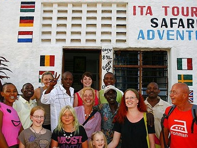 Ita Tours Safaris Kenya Diani Beach