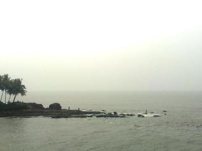 Kadalundi River Empties To Arabian Sea