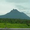 Mount Santubong From Santubong Bridge
