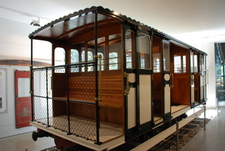 Original Kelburn Cable Car