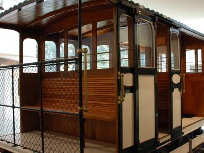 Original  Kelburn Cable Car