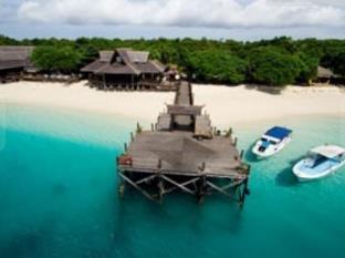 Pantai Pulau Mabul