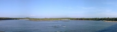 Panoramic View Of Kadalundi River