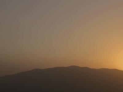 Shiraz Sunset