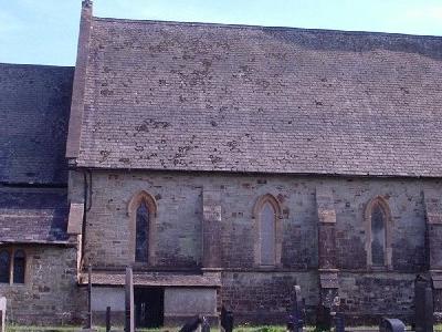 St . Barnabas Church