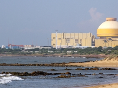 The  Kudankulam Nuclear Power Plant