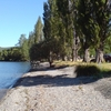 The Lakeshore Of Lake Taupo At Kinloch.