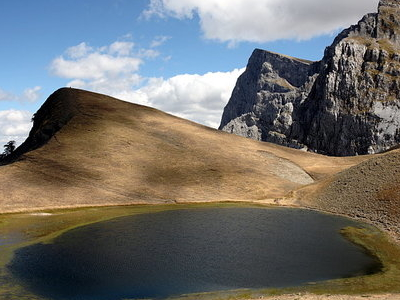 Zagori Dragonlake And Gamila Summit