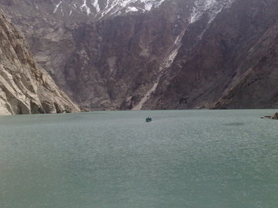 Attaabad Lake