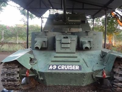 A9-Cruiser Mk I