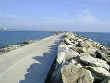 Tangasseri Breakwater