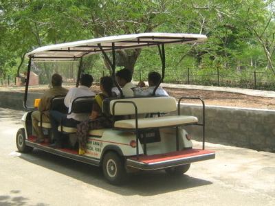 Electric Vehicle Vandalur Zoo