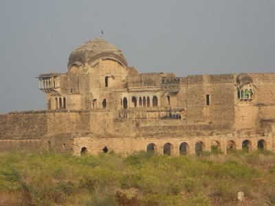 Naval Singh Palace In Sabalgarh Fort