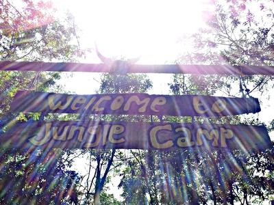Jungle Camp In Bontang