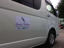 Sanota Walkers New Van