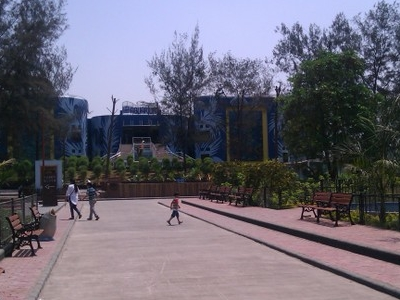 Outside View Of Aquarium