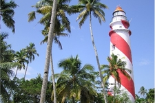 Kollam Beach Light House