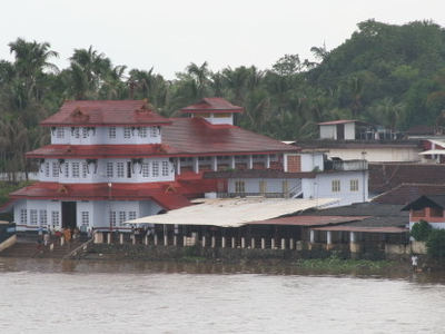 Muthappan Temple On The Banks Of The Valapattanam