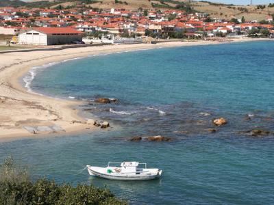 Nea Roda From Harbour