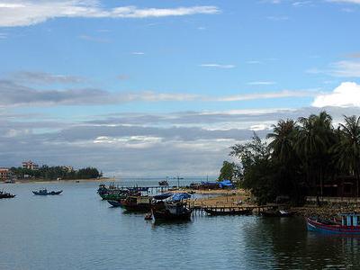 Nhật Lệ River, Quảng Bình Province
