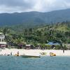 P H Puerto Galera White Beach From Sea 2