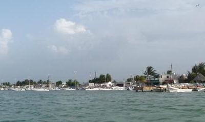 Port Of Río Lagartos