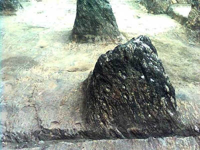 Rocks At Akkanna Madanna Caves