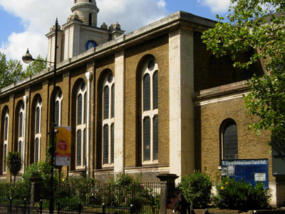 Church Of St John On Bethnal Green