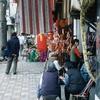 Street Peddlers In Songpan