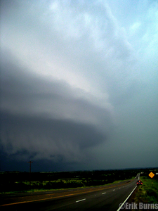 Central TX Supercell