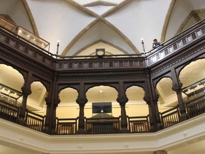 Main Lobby Of Museum