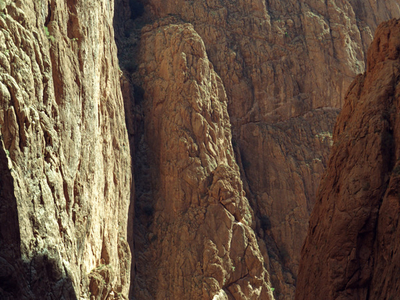 Todra Gorge Near Tinghir