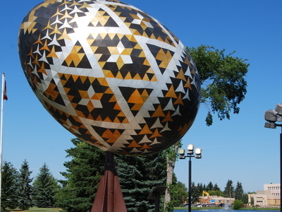 Different View Of The Detailed Egg