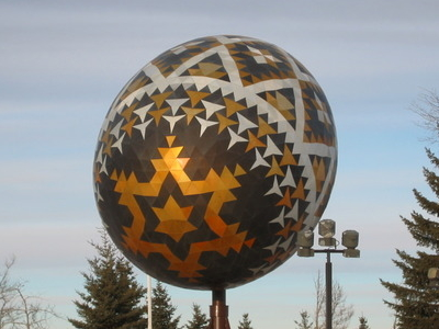 The July Pysanka Festival In Alberta