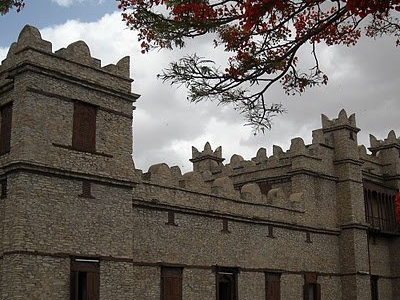 Yohannes IV Palace