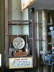 The Dumbwaiter