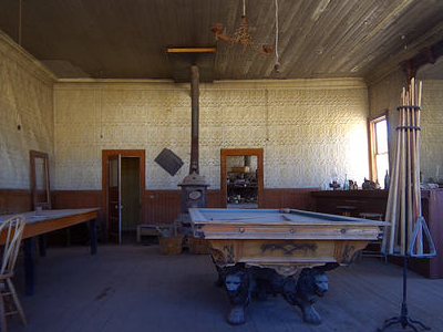 A Saloon In Bodie