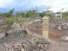 Alleged Grave Of John Wesley Heath