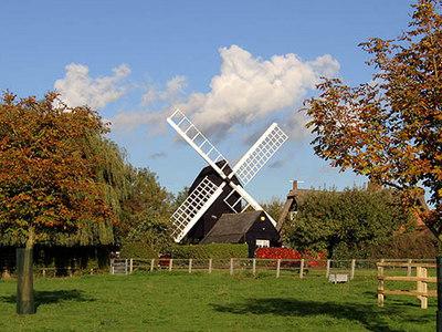 Bourn Mill