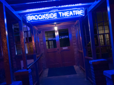 Brookside Theatre Entrance