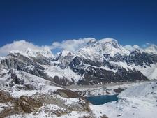 Everest Himalaya Range