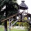 The Russian Orthodox Eklutna Cemetery