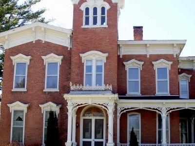 The Farnam Mansion