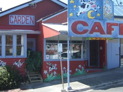 Fish Creek Flying Cow Cafe