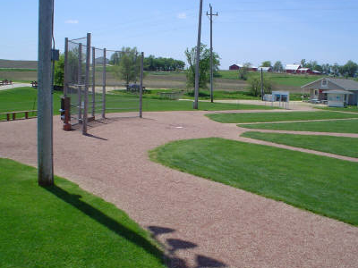 Field Of Dreams Home Plate