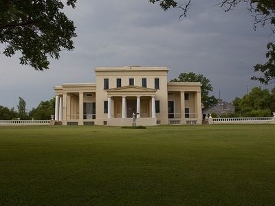 The Front Elevation Of Gaineswood