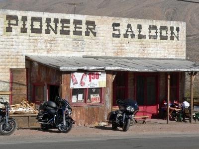 The Pioneer Saloon