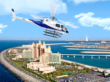 Helicopter Tours Dubai