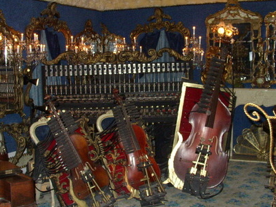 Automated Musical Instruments